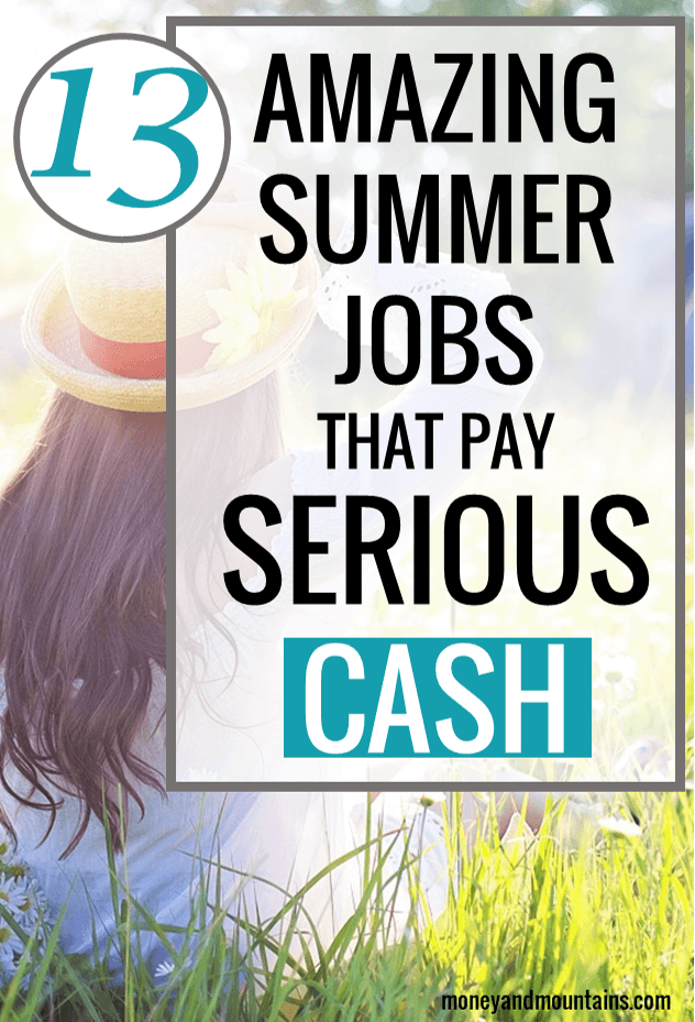 How to make money in the summer for teachers